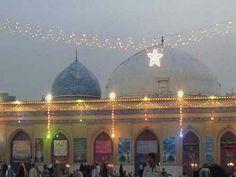 HUZOOR GAUS-E-AZAM,   BAGDAD SHARIF,  IRAQ