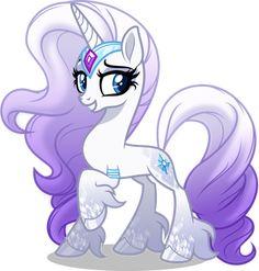 Future Rarara Rarity mlp my little pony g5