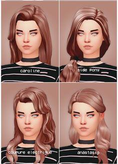Hair dump at Seven Sims
