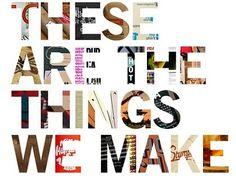 branding design, collag letter, crafti witch, style, everyday inspir, design inspir, book design, blog, typographi