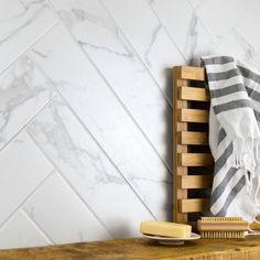 Ador Carrara Marble Tiles