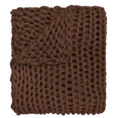 Your Lifestyle by Donna Sharp Chunky Knit Throw - Overstock - 21529411 Shabby Chic Material, Most Comfortable Sheets, Chunky Knit Throw, Faux Fur Blanket, Affordable Bedding, Cotton Blankets, Throw Blankets, Fashion Room, Knitted Blankets