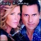 Forever CarSon!!  Laura Wright and Maurice Benard (Sonny and Carly Corinthos on GH)
