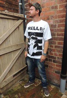 Neff Drella  Graphic Tshirt
