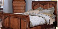 Queen Size Sleigh Bed   My Furniture Wholesaler - Quality Affordable Furniture for sale - for Bedroom, Lounge, Living Room, Dining Room including Beds, Couches, Tables, Chairs, Recliners