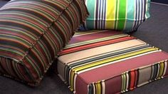 Need some new outdoor cushion covers but can't find what you want for the price? DIY cushion covers are awesome, because they cost a fraction of what it would to buy them, you get higher quality fabric, and can choose the colors and patterns of your choice. I never see patterns I absolutely lov