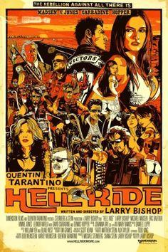 Hell Ride #exploitation #grindhouse #hellride