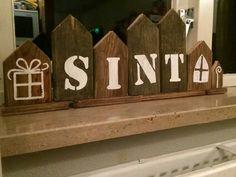 Sinterklaas plankje gezien op FB