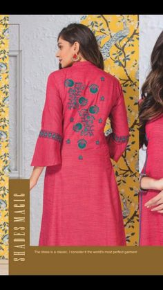 Machine Embroidery Designs Instant download online - Latest Kurti Design  IMAGES, GIF, ANIMATED GIF, WALLPAPER, STICKER FOR WHATSAPP & FACEBOOK