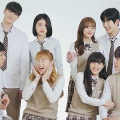 Web Drama, Drama Film, Drama Korea, Korean Drama, Teen Web, Cover Wattpad, Teen Images, Korean Best Friends, Teen Photo