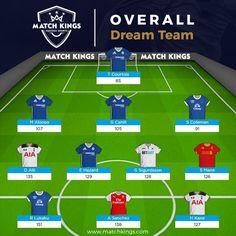 The best of the season so far! Who has been the Player of the Season so far? #MatchKhelo