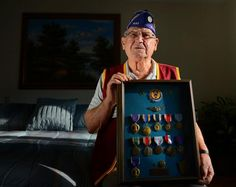 'We did what we had to do': Local veterans experience cost of war.  Read more: http://www.uticaod.com/article/20141111/News/141119944#ixzz3Ip3pM9kL