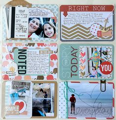 Pocket Pages with Teresa Collins created by @Suzanna Scraps #pocketscrapping #teresacollins #embossingpaste #thetwinery #photoshopbrush #travel