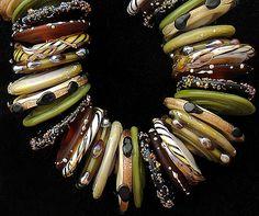 debbiesanders: Disc beads
