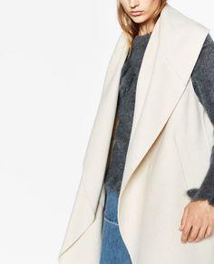 Image 4 of DRAPED WAISTCOAT from Zara