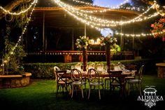¡Mobiliario para tu boda! #WeddingBroker