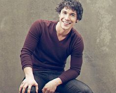 Bob Morley. #The100cast Another one... just because I can't help myself