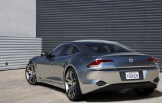 Fisker Karma - sexiest 4 door/hybrid (electric/gas)