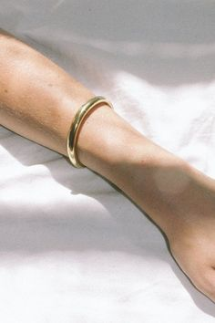 11 Stunning Jewelry Pieces Handcrafted By Global Artisans - Gold Assembly Bracelet from Wolf Circus // Handcrafted Jewelry Brands For The Minimalist - Sparkly Jewelry, Turquoise Jewelry, Gold Jewelry, Jewelry Bracelets, Fine Jewelry, Jewellery, Dainty Bracelets, Opal Jewelry, Diamond Bracelets