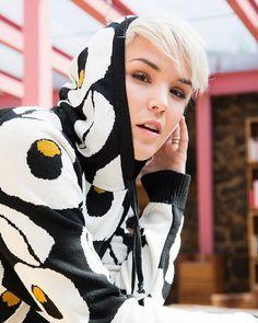 Xochimilco Parte II la nueva colección de @cootbrand en exclusiva para @elle_mexico  Look V @mex_alex #DesignMyCity  via ELLE MEXICO MAGAZINE OFFICIAL INSTAGRAM - Fashion Campaigns  Haute Couture  Advertising  Editorial Photography  Magazine Cover Designs  Supermodels  Runway Models