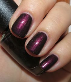 OPI Muir Muir on the Wall - San Francisco Nail Polish Collection 2013----wearing this right now. It's perfect.