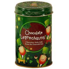 Chocolate Leprechauns