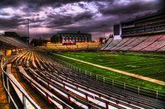 #WSU #MartinStadium #Cougs - Martin Stadium on the Washington State University campus - Pullman, Washington