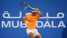 Nadal atropela Berdych em abertura da pré-temporada em Abu Dhabi #timbeta #sdv #betaajudabeta