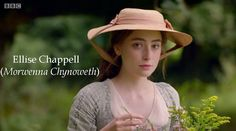 Poldark S3: Ellise Chappell as Morwenna Chynoweth
