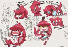 Baby Sidon is too cute and pure for this world
