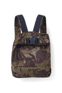 Greenwood Accessories Backpack, Camouflage