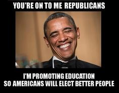 Progressives promote education, educated people vote for democrats by wide margins.