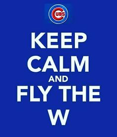 Are you ready for the Cubs played in Game 1 of the NLDS on Friday!