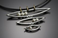 Kinetic Adornments - Moving jewelry - The Beading Gem's Journal