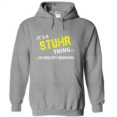 Its a STUHR Thing - #homemade gift #gift table