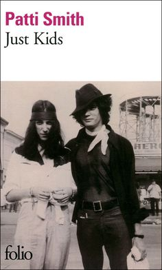 Patti Smith 'Just Kids'
