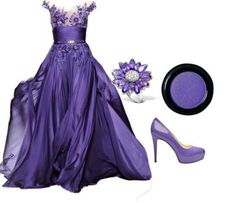 Purple fashion !