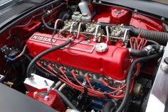 Fourways Engineering DATSUN 240Z - FIA Modified - Engine