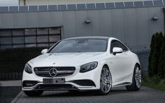 IMSA unveils Mercedes-Benz S63 AMG Coupe with 720HP 6