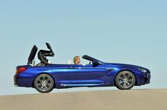 BMW M6 Convertible F12 (2012)