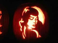 Bettie Pumpkin Carving