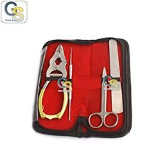 G.S 4 PS PROFESSIONAL GOLD CLIPPERS CANTILEVER 16 CM WITH TOE NAIL SCISSORS FOR… Review Thick Toenails, Nail Scissors, Nail Dryer, Facial Cleansing Brush, Nail Clippers, Toe Nails, Ps, Stainless Steel, Gold
