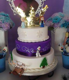 Bolo Frozen 13/12/15