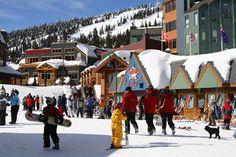 Big White Ski Resort - Kelowna BC