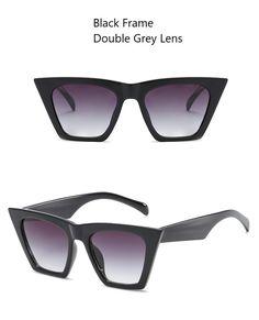 7257c8a7186 Australian Vintage Cat Eye Women Sunglasses