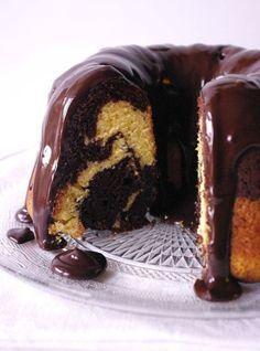 Marbre Chocolat Orange Et Cointreau Facon Savanne Recipe Gourmet Recipes Sweet Recipes Pound Cake Recipes