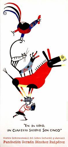 """En un libro, un cuarteto siempre son cinco"""" / Arnal Ballester (2008)"""