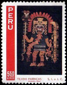 carlopeto's Stamps - PERU 1971