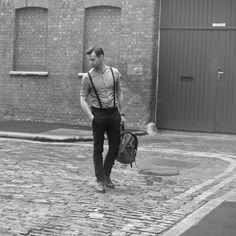 Dapper grandad #style in Shoreditch London