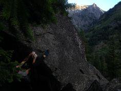 Bouldering • Leavenworth, WA